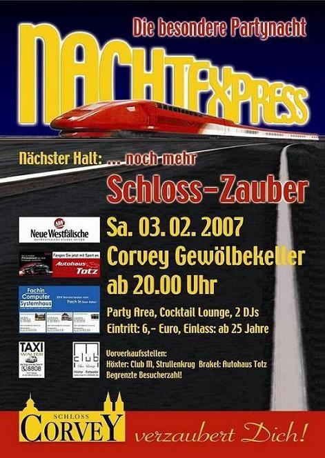 Nachtexpress Corvey 02/2007