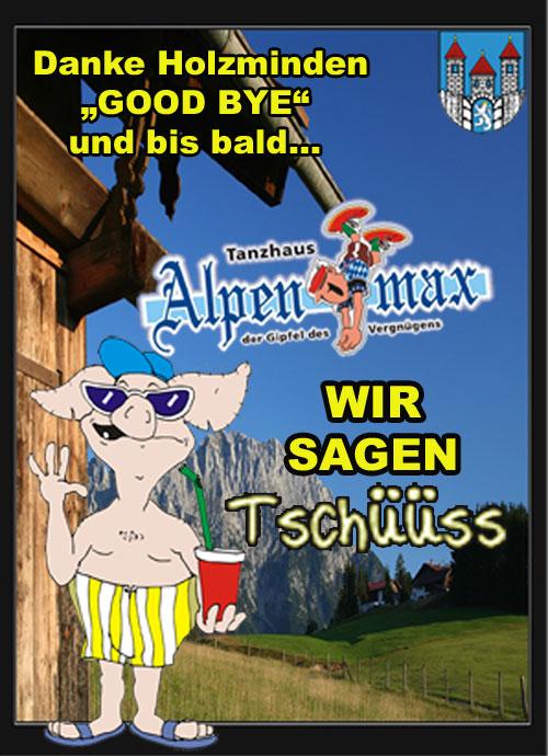 Alpenmax die Vorletzte