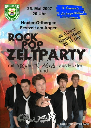 Rock Pop Zeltparty Ottbergen