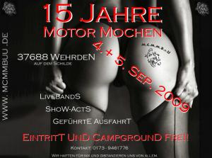 MCMMBuU e.V. Treffen in Wehrden